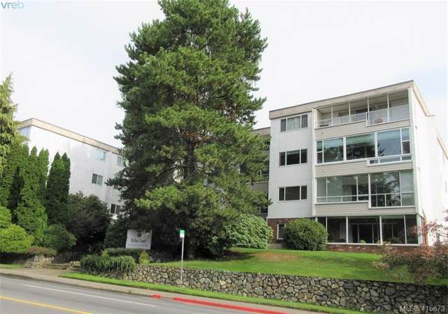 190 W Gorge Rd #208, Victoria, BC V9A 1M4 (MLS #415873) :: Day Team Realty