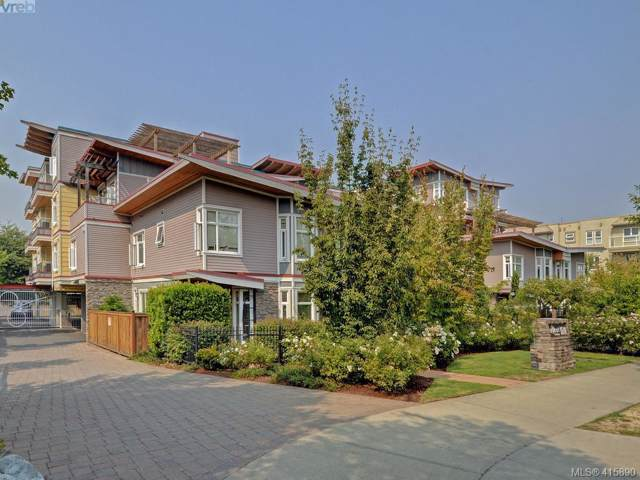 1510 Hillside Ave #205, Victoria, BC V8T 2C2 (MLS #415890) :: Day Team Realty