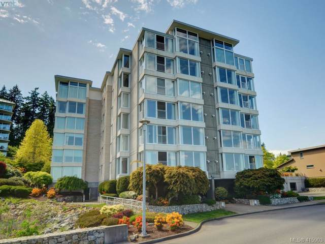 5350 Sayward Hill Cres #203, Victoria, BC V8Y 3H9 (MLS #415903) :: Day Team Realty