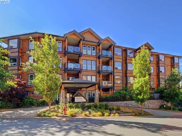 101 Nursery Hill Dr #105, Victoria, BC V9B 0H5 (MLS #415972) :: Live Victoria BC