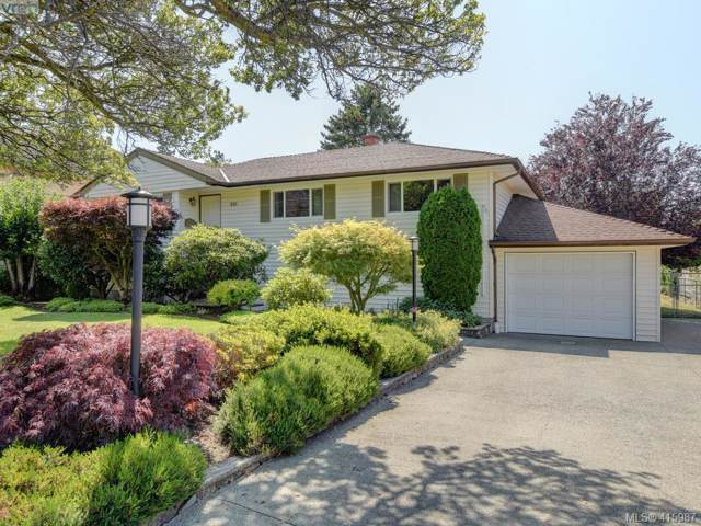 510 Richmond Ave, Victoria, BC V8S 3Y5 (MLS #415987) :: Day Team Realty