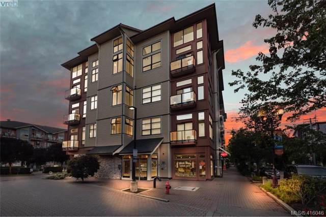 829 Goldstream Ave #317, Victoria, BC V9B 2X8 (MLS #416046) :: Live Victoria BC