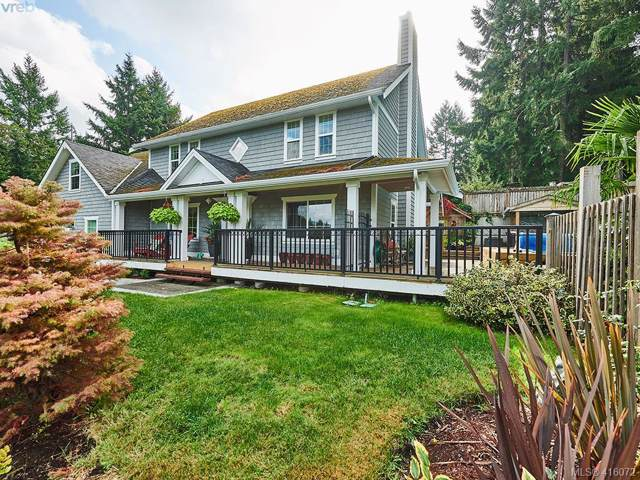 1088 Viewtop Rd, Duncan, BC V9L 5S7 (MLS #416072) :: Day Team Realty