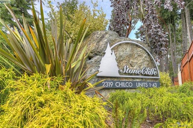 2319 Chilco Rd #13, Victoria, BC V9B 6S7 (MLS #416118) :: Live Victoria BC