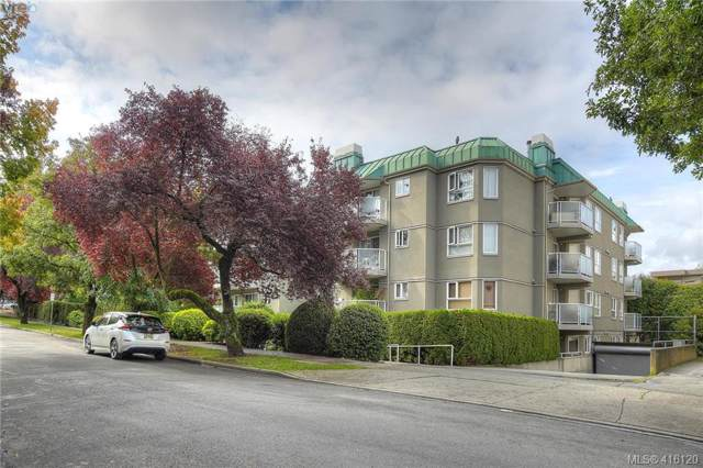2520 Wark St #405, Victoria, BC V8T 5G6 (MLS #416120) :: Day Team Realty
