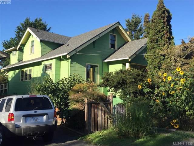 1038 Vista Hts, Victoria, BC V8T 2H2 (MLS #416135) :: Live Victoria BC