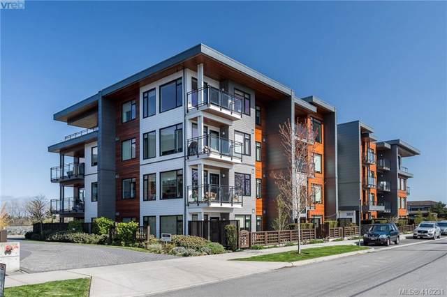 3811 Rowland Ave #107, Victoria, BC V8Z 0E1 (MLS #416231) :: Day Team Realty