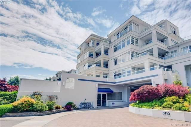 5110 Cordova Bay Rd #401, Victoria, BC V8Y 2K5 (MLS #416313) :: Day Team Realty