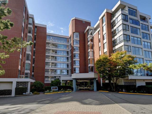 1033 Belmont Ave #306, Victoria, BC V8S 3T4 (MLS #416368) :: Day Team Realty