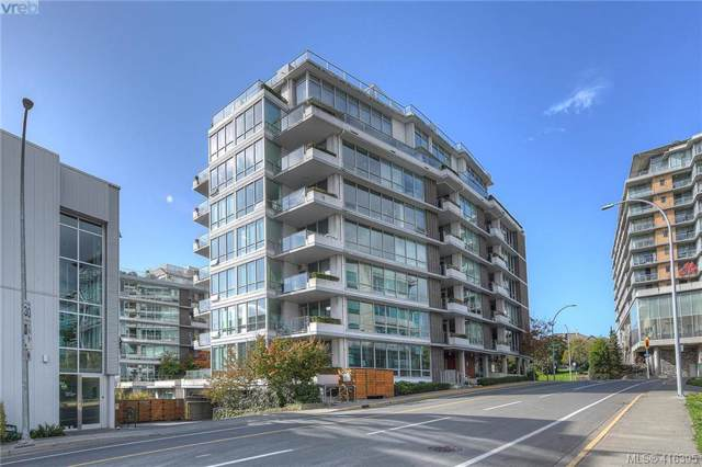 399 Tyee Rd #105, Victoria, BC V9A 0A8 (MLS #416395) :: Day Team Realty