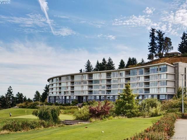 5332 Sayward Hill Cres #302, Victoria, BC V8Y 3H8 (MLS #416413) :: Day Team Realty