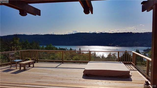 8806 Ainslie Point Rd, Gulf Islands, BC V0N 2M3 (MLS #416418) :: Day Team Realty