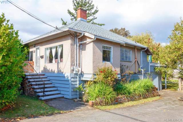 412 Obed Ave, Victoria, BC V9A 1K5 (MLS #416438) :: Day Team Realty