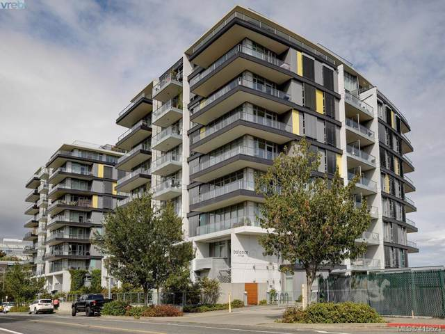 373 Tyee Rd #508, Victoria, BC V9A 0B3 (MLS #416621) :: Day Team Realty
