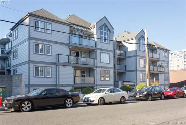 827 North Park St #411, Victoria, BC V8W 3Y3 (MLS #416647) :: Day Team Realty