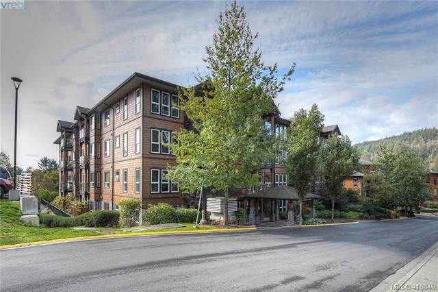 201 Nursery Hill Dr #404, Victoria, BC V9B 0H7 (MLS #416649) :: Day Team Realty