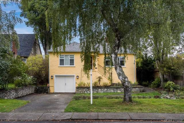 958 Oliver St, Victoria, BC V8S 4W6 (MLS #416668) :: Day Team Realty