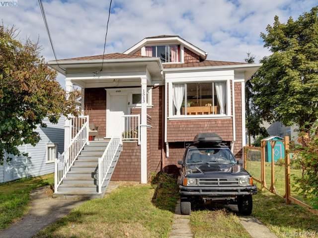 1513 Amphion St, Victoria, BC V8R 1N6 (MLS #416674) :: Day Team Realty