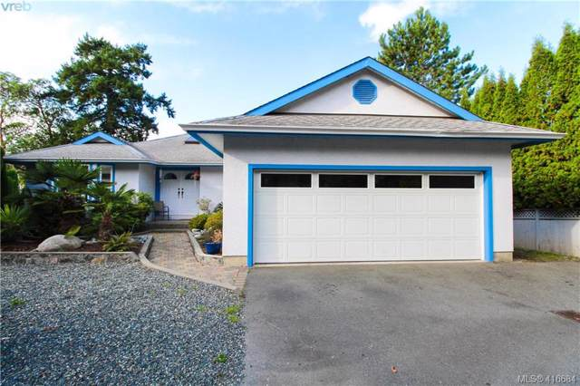 7046 Brentwood Dr, Central Saanich, BC V8M 1B4 (MLS #416684) :: Day Team Realty