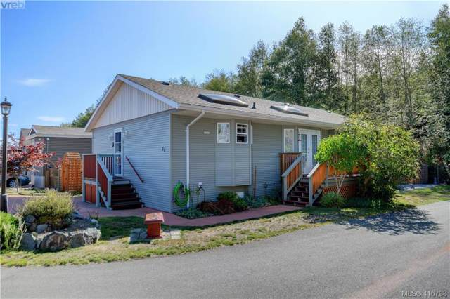 7109 West Coast Rd #38, Sooke, BC V9Z 0S3 (MLS #416733) :: Day Team Realty