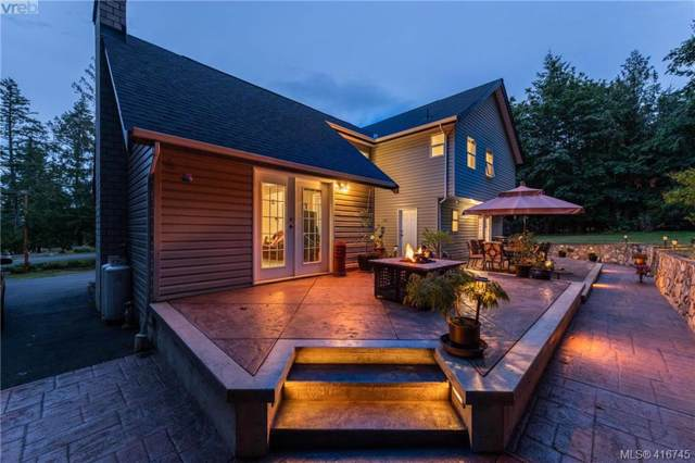 1765 Lands End Rd, Sidney, BC V8L 5J6 (MLS #416745) :: Day Team Realty