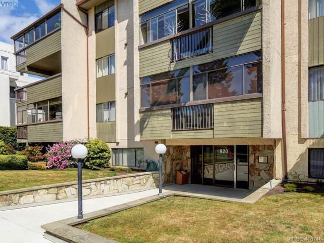 920 Park Blvd #301, Victoria, BC V8V 2T3 (MLS #416748) :: Day Team Realty
