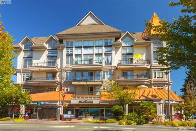 866 Goldstream Ave #207, Victoria, BC V9B 0J3 (MLS #416785) :: Live Victoria BC