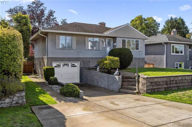 1883 Allenby St, Victoria, BC V8R 3B6 (MLS #416805) :: Day Team Realty