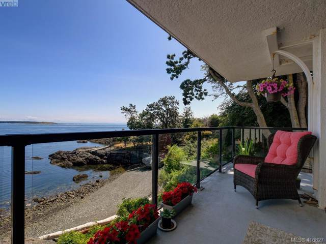 1159 Beach Dr #201, Victoria, BC V8S 2N2 (MLS #416827) :: Day Team Realty
