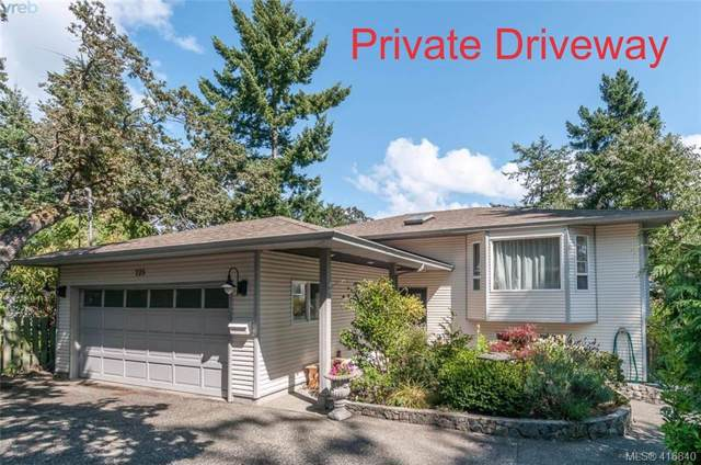 725 Lampson St, Victoria, BC V9A 6A7 (MLS #416840) :: Day Team Realty