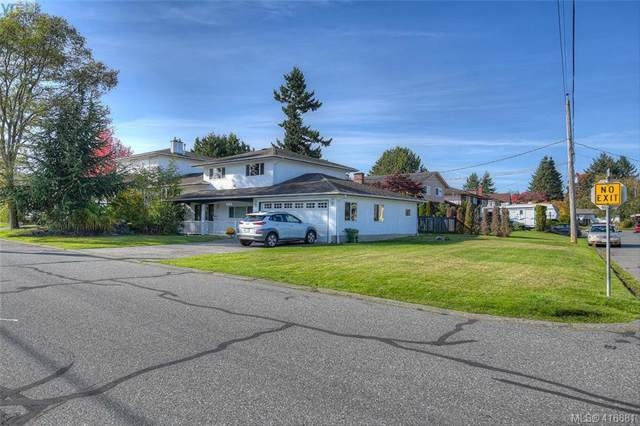 2054 Courser Dr, Sidney, BC V8L 2N7 (MLS #416881) :: Day Team Realty