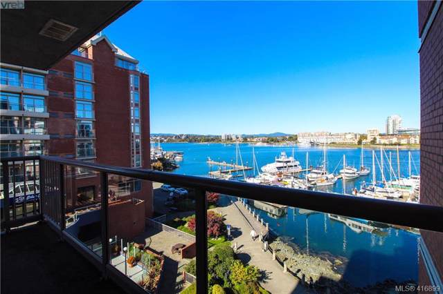 630 Montreal St #601, Victoria, BC V8V 4Y2 (MLS #416899) :: Day Team Realty