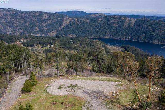 Lot 14 Goldstream Heights Dr, Malahat, BC V0R 2L0 (MLS #416904) :: Day Team Realty