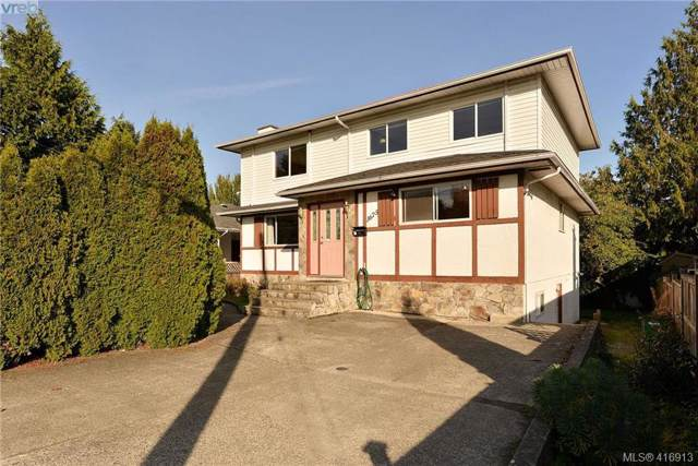 3675 Mcivor Ave, Victoria, BC V8P 4E9 (MLS #416913) :: Day Team Realty
