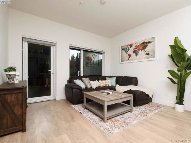290 Wilfert Rd #107, Victoria, BC V9C 0H6 (MLS #416932) :: Day Team Realty