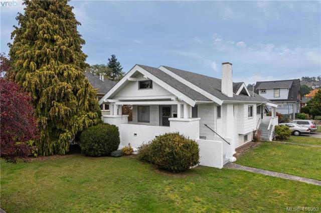 303 Beechwood Ave, Victoria, BC V8S 3W8 (MLS #416963) :: Day Team Realty