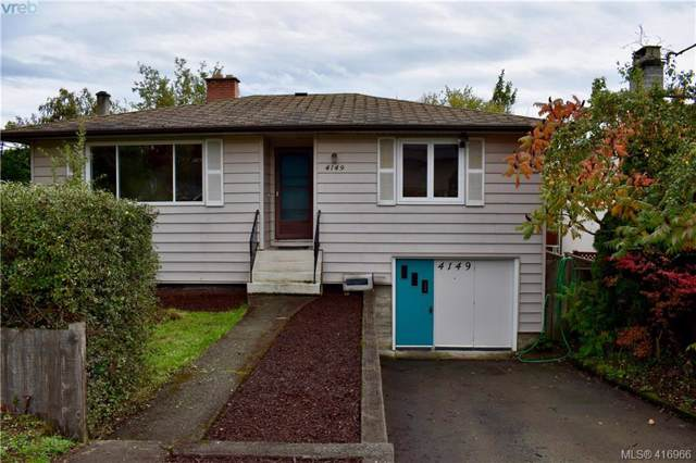 4149 Wilkinson Rd, Victoria, BC V8Z 5A8 (MLS #416966) :: Day Team Realty