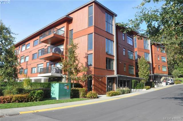 150 Nursery Hill Dr #303, Victoria, BC V9B 0P2 (MLS #416970) :: Day Team Realty