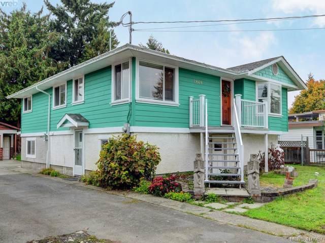 2868 Knotty Pine Rd, Victoria, BC V9B 3Z5 (MLS #416987) :: Live Victoria BC