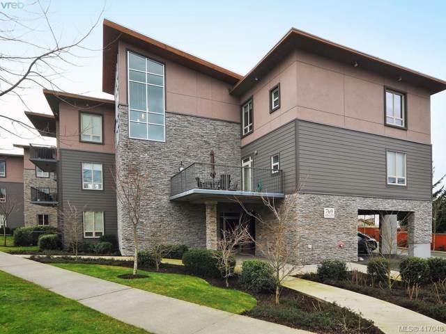 769 Arncote Ave #307, Victoria, BC V9B 3E4 (MLS #417048) :: Live Victoria BC
