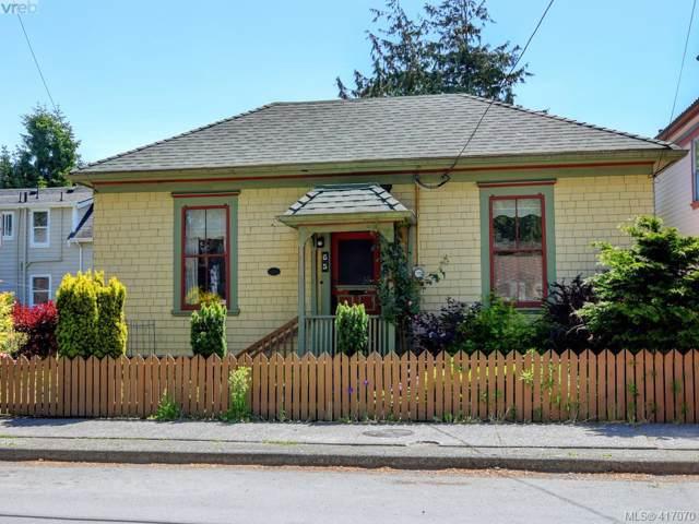 65 Oswego St, Victoria, BC V8V 2A7 (MLS #417070) :: Live Victoria BC