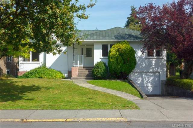 2134 Neil St, Victoria, BC V8R 3E4 (MLS #417453) :: Day Team Realty