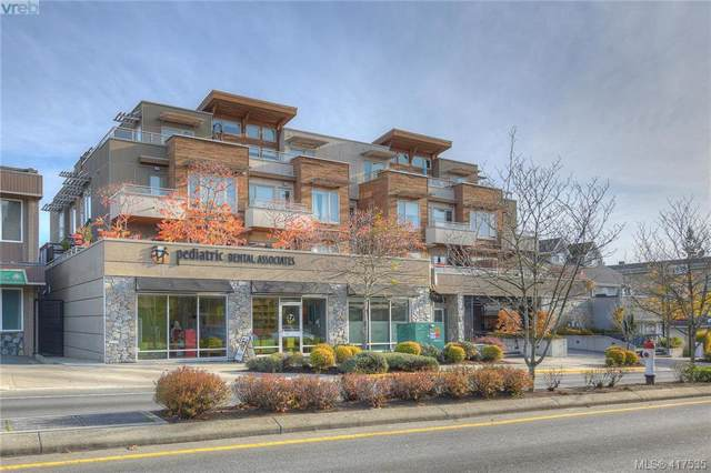 7161 West Saanich Rd #302, Central Saanich, BC V8M 1P7 (MLS #417535) :: Day Team Realty
