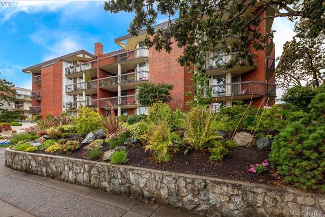 2119 Oak Bay Ave #208, Victoria, BC V8R 1E8 (MLS #417650) :: Day Team Realty