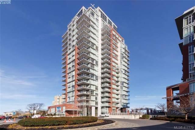 83 Saghalie Rd #1103, Victoria, BC V9A 6Z6 (MLS #417770) :: Live Victoria BC