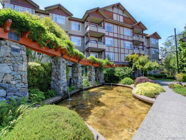 1115 Craigflower Rd 107D, Victoria, BC V9A 7R1 (MLS #417784) :: Day Team Realty