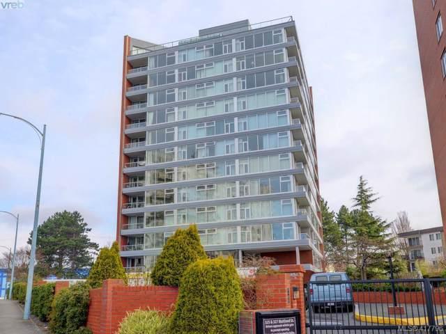 327 Maitland St #1205, Victoria, BC V9A 7G7 (MLS #417796) :: Live Victoria BC