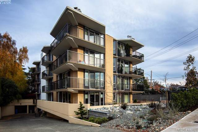 2210 Cadboro Bay Rd #105, Victoria, BC V8R 5G4 (MLS #417803) :: Day Team Realty