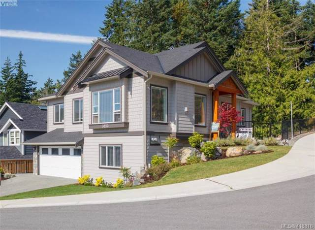 3553 Whimfield Terr, Victoria, BC V9C 0L6 (MLS #418818) :: Day Team Realty