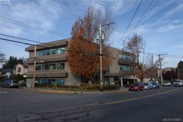3060 Cedar Hill Rd #200, Victoria, BC V8T 3J5 (MLS #418863) :: Day Team Realty